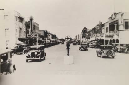 Downtown Norman 1930s